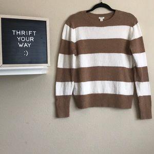 J. Crew sweater wool blend